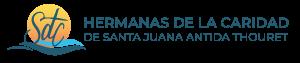 Hermanas de la Caridad de Santa Juana Antida Thouret Logo