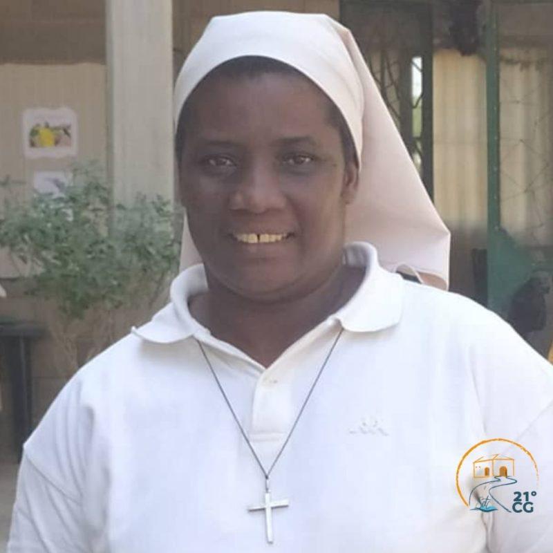 Province d'Afrique Centrale: Sr Agnès DJAB BOUB