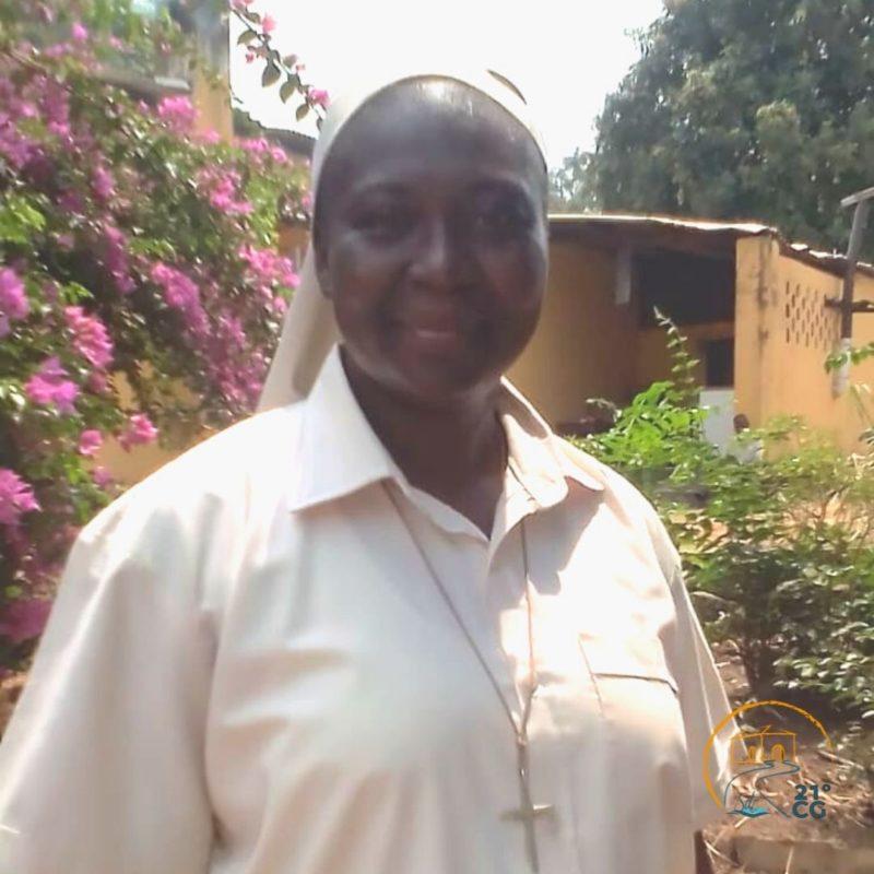 Province d'Afrique Centrale: Sr Marceline MAVOUNGOU