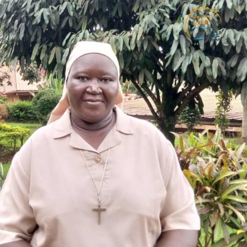 Province d'Afrique Centrale : Sr Paola NELEMTA