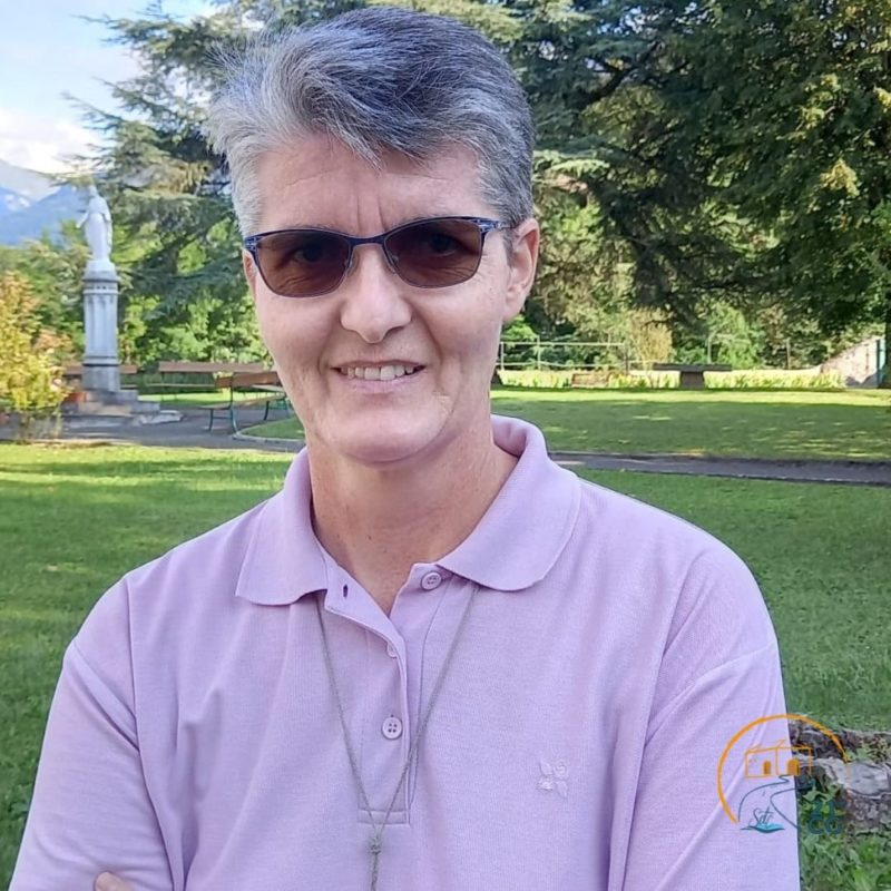 Province d'Afrique Centrale: Sr Christine RICHARD