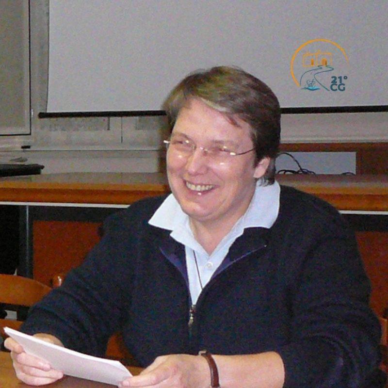 Consigliera Generale: Sr Christine WALCZAK