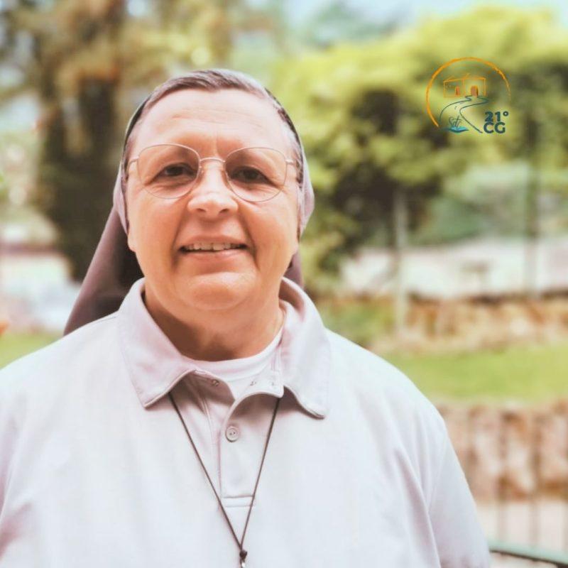 Consigliera generale: Sr Maria Rosa MUSCARELLA