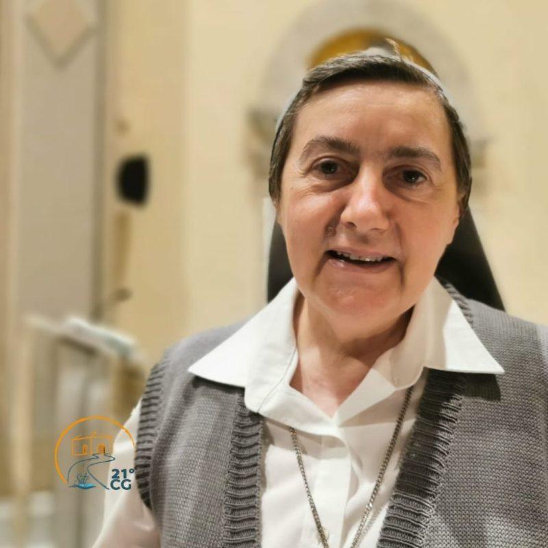 Consigliera generale: Sr Maria Silvia DATTRINO