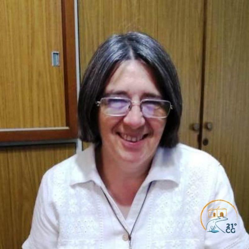 Provincia America Latina: Sr Elina BUSTOS