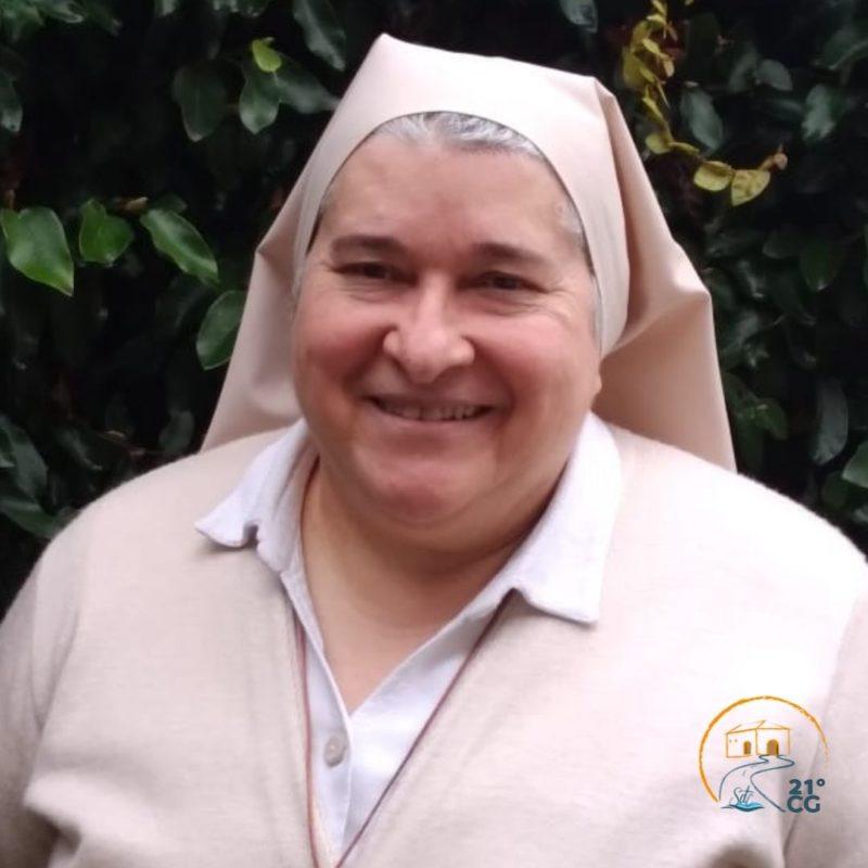 Provincia America Latina: Sr Stella Maris MONTALBANO