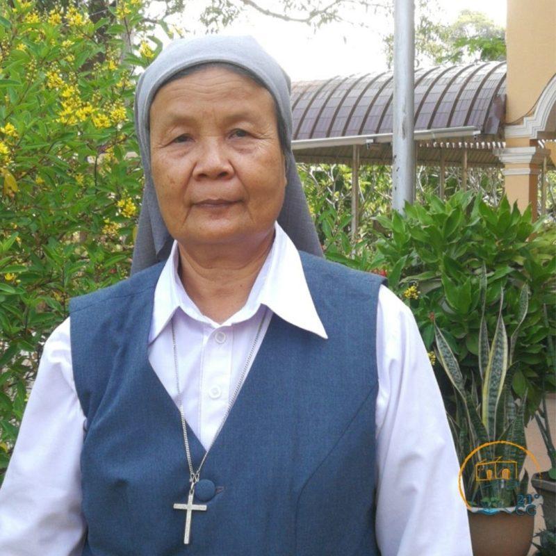 Province SUD EST ASIATIQUE: Sr Marie Charles KHAMMANH