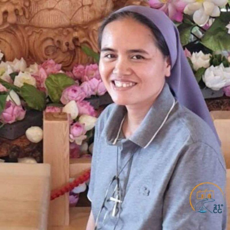 Province SUD EST ASIATIQUE: Sr Anna LATSAMY