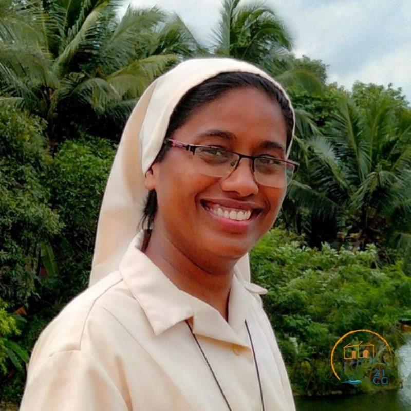 Region-India: Sr Annie Zeena RJAN JESSY