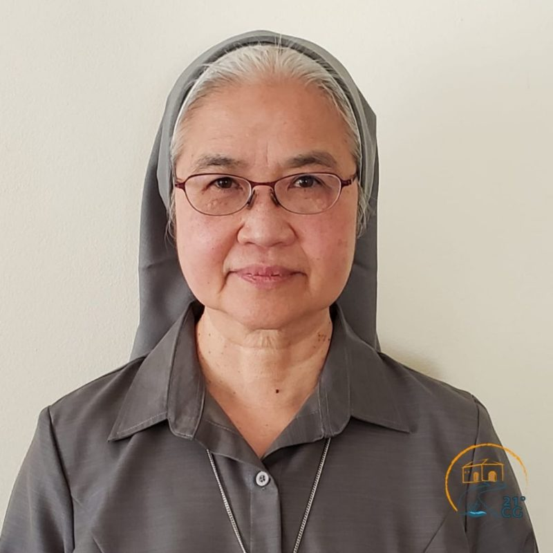 Province USA: Sr Alice Marie THEPOUTHAY