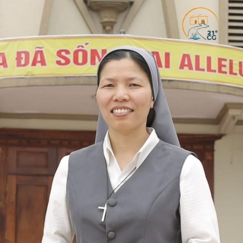 Province SUD-EST ASIATIQUE - Délégation VIETNAM : Sr Teresa Thi Hoan NGUYEN