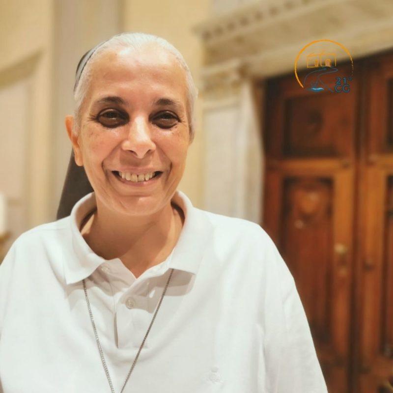 Consigliera generale: Sr Mary STEPHANOS